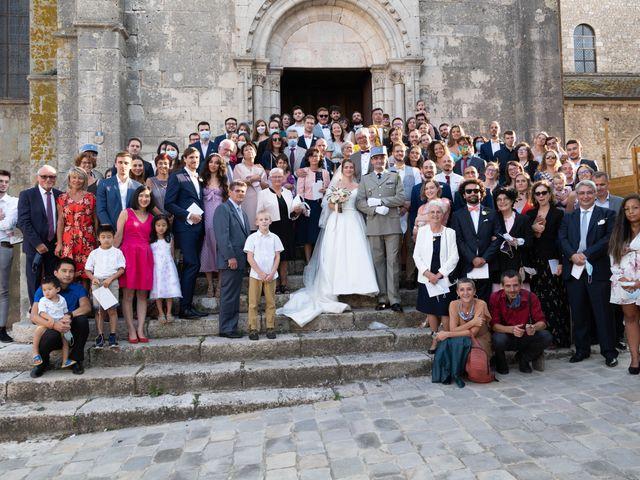 Le mariage de Mathieu et Lisa à Fontainebleau, Seine-et-Marne 14