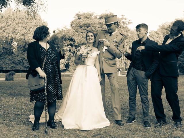 Le mariage de Mathieu et Lisa à Fontainebleau, Seine-et-Marne 15