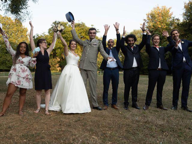 Le mariage de Mathieu et Lisa à Fontainebleau, Seine-et-Marne 16