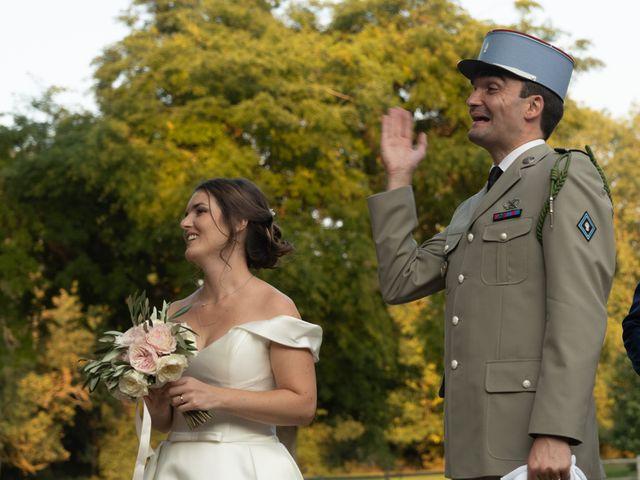 Le mariage de Mathieu et Lisa à Fontainebleau, Seine-et-Marne 18