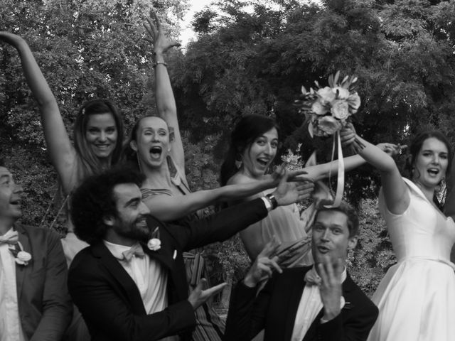 Le mariage de Mathieu et Lisa à Fontainebleau, Seine-et-Marne 20