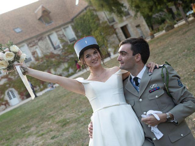 Le mariage de Lisa et Mathieu