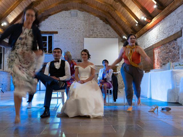Le mariage de Mathieu et Lisa à Fontainebleau, Seine-et-Marne 33