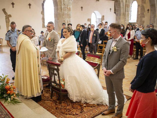Le mariage de Alexandre et Victoire à Oinville-sous-Auneau, Eure-et-Loir 21