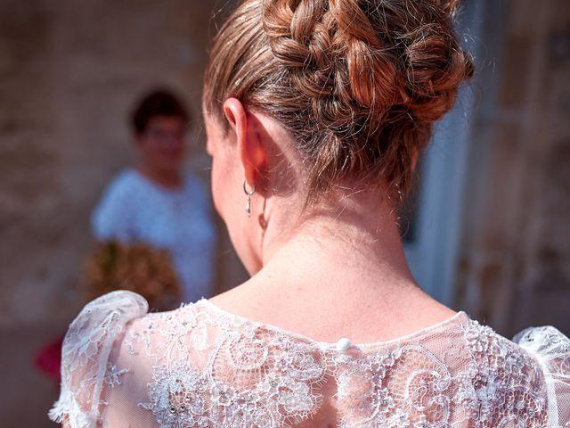 Le mariage de Thierry et Mathilde à Ancy-le-Franc, Yonne 27