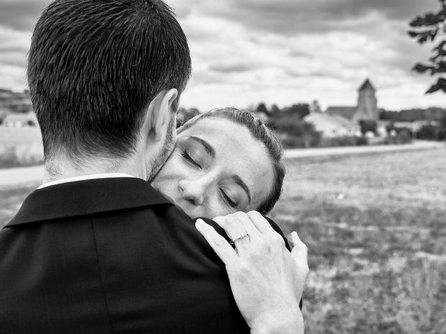 Le mariage de Thierry et Mathilde à Ancy-le-Franc, Yonne 41