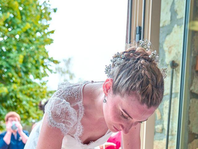 Le mariage de Thierry et Mathilde à Ancy-le-Franc, Yonne 58