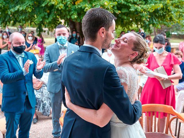 Le mariage de Thierry et Mathilde à Ancy-le-Franc, Yonne 60