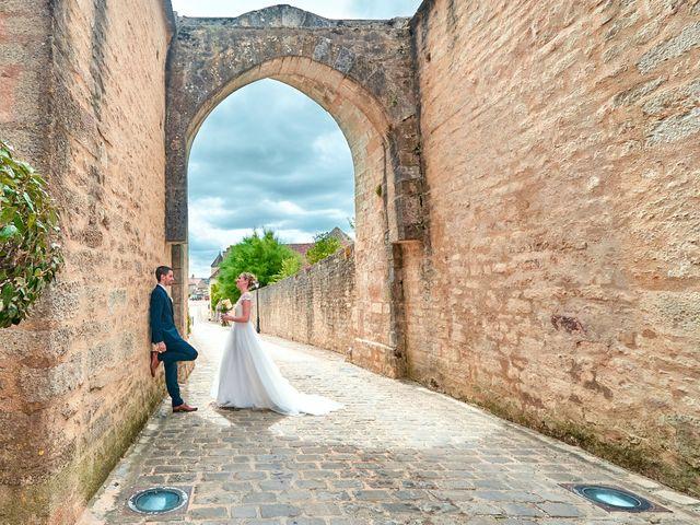 Le mariage de Thierry et Mathilde à Ancy-le-Franc, Yonne 63