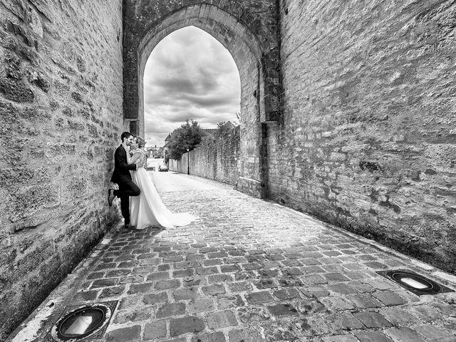Le mariage de Thierry et Mathilde à Ancy-le-Franc, Yonne 64
