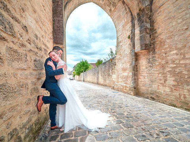 Le mariage de Thierry et Mathilde à Ancy-le-Franc, Yonne 65