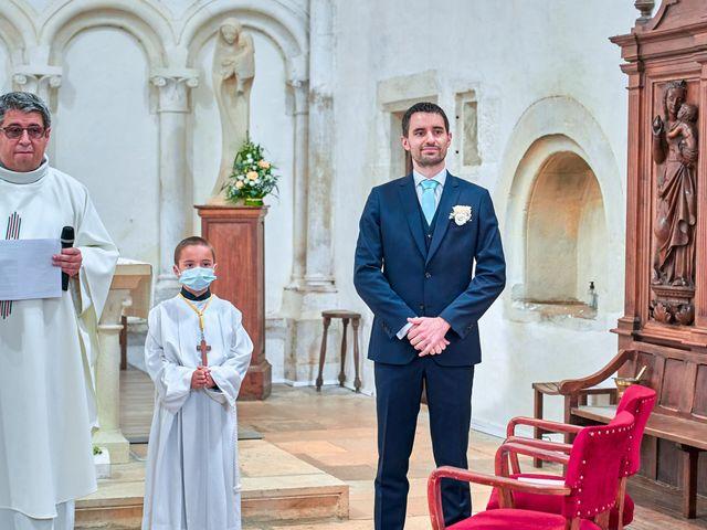 Le mariage de Thierry et Mathilde à Ancy-le-Franc, Yonne 75