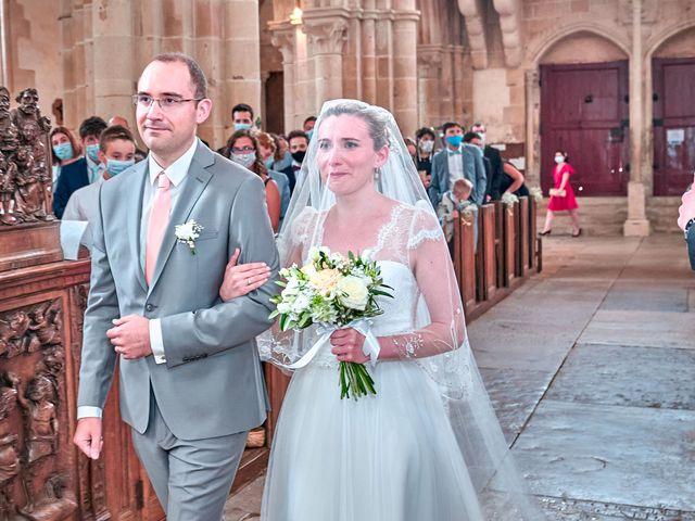 Le mariage de Thierry et Mathilde à Ancy-le-Franc, Yonne 76