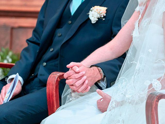 Le mariage de Thierry et Mathilde à Ancy-le-Franc, Yonne 90