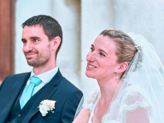 Le mariage de Thierry et Mathilde à Ancy-le-Franc, Yonne 91