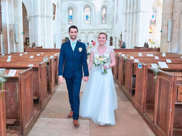 Le mariage de Thierry et Mathilde à Ancy-le-Franc, Yonne 108