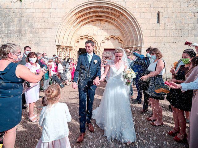 Le mariage de Thierry et Mathilde à Ancy-le-Franc, Yonne 110