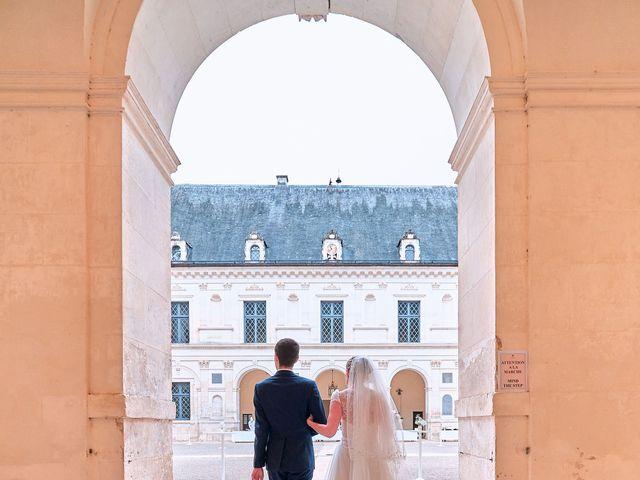 Le mariage de Thierry et Mathilde à Ancy-le-Franc, Yonne 120