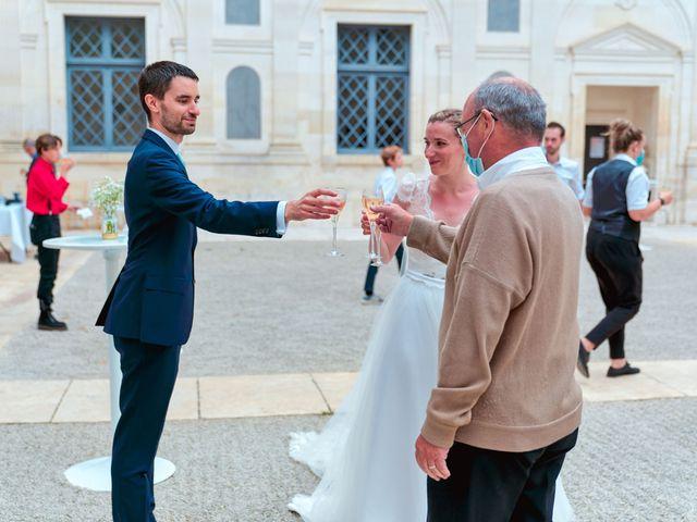 Le mariage de Thierry et Mathilde à Ancy-le-Franc, Yonne 125