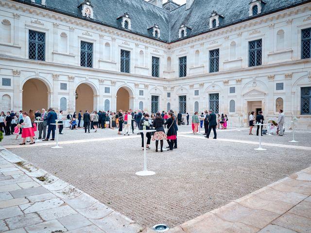 Le mariage de Thierry et Mathilde à Ancy-le-Franc, Yonne 132