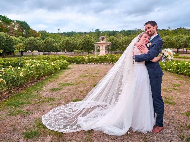 Le mariage de Thierry et Mathilde à Ancy-le-Franc, Yonne 141