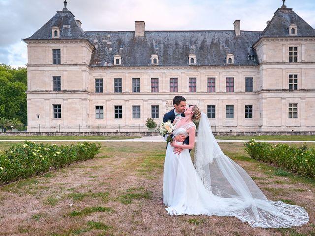 Le mariage de Thierry et Mathilde à Ancy-le-Franc, Yonne 142
