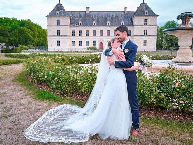 Le mariage de Thierry et Mathilde à Ancy-le-Franc, Yonne 143