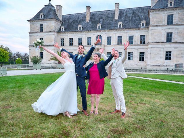 Le mariage de Thierry et Mathilde à Ancy-le-Franc, Yonne 152