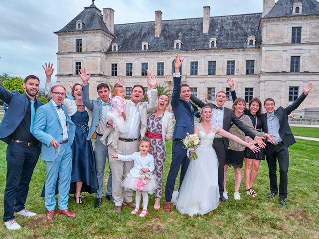 Le mariage de Thierry et Mathilde à Ancy-le-Franc, Yonne 155