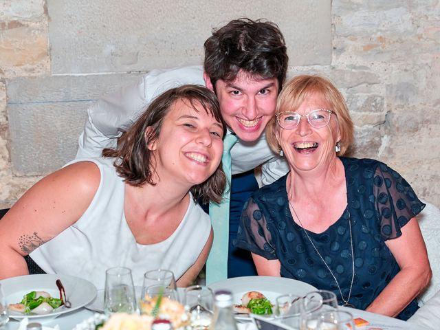 Le mariage de Thierry et Mathilde à Ancy-le-Franc, Yonne 171