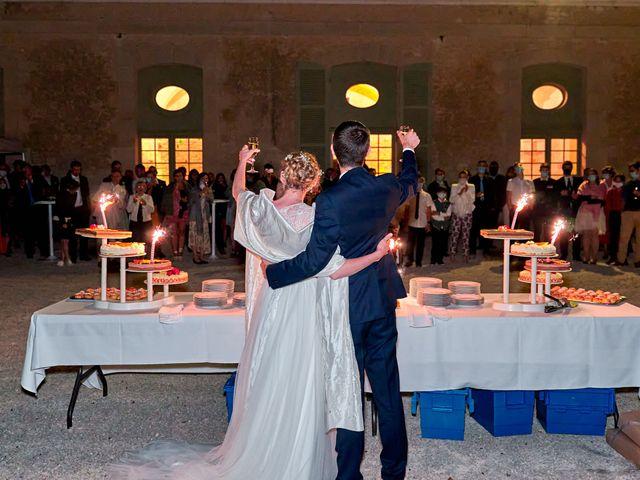 Le mariage de Thierry et Mathilde à Ancy-le-Franc, Yonne 177