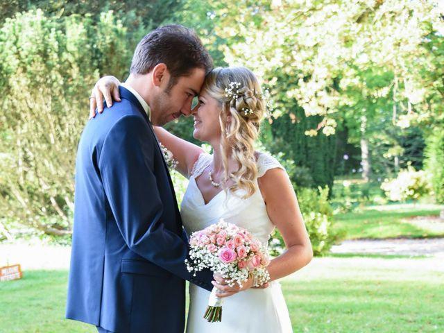 Le mariage de Julien et Jessie à Compiègne, Oise 9