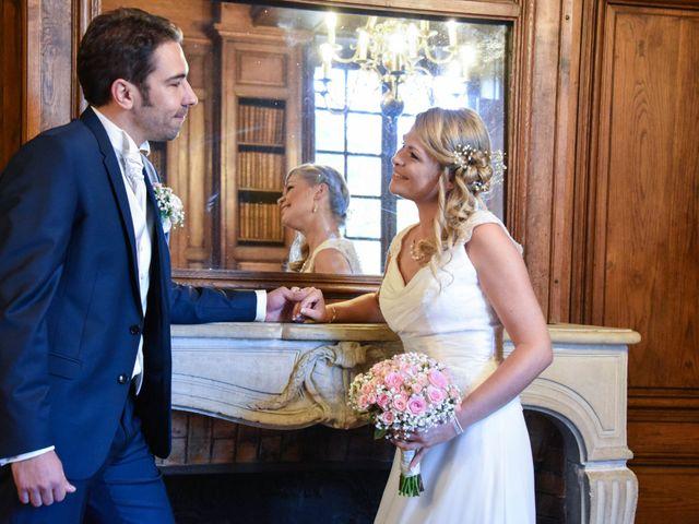 Le mariage de Julien et Jessie à Compiègne, Oise 15