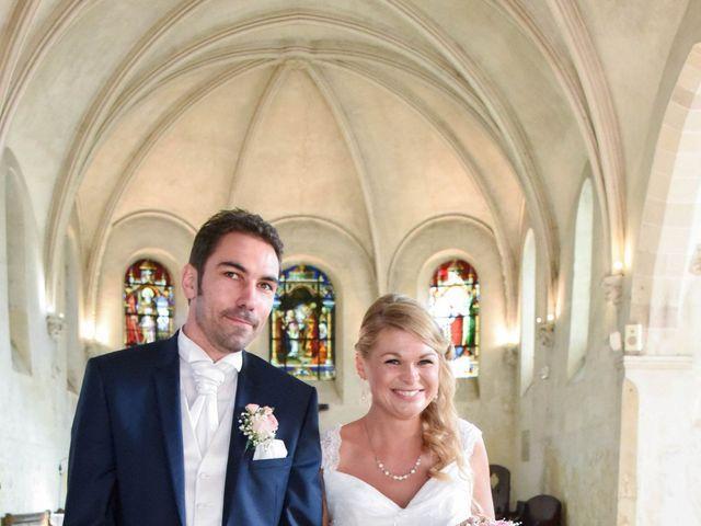 Le mariage de Julien et Jessie à Compiègne, Oise 26