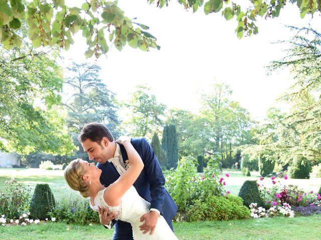 Le mariage de Julien et Jessie à Compiègne, Oise 11