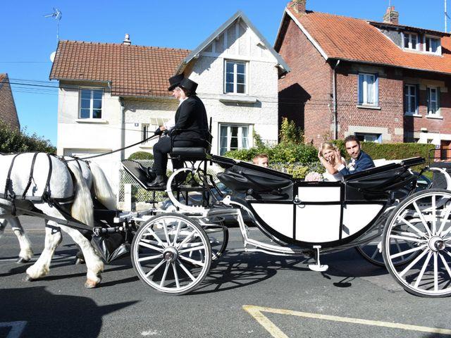 Le mariage de Julien et Jessie à Compiègne, Oise 28
