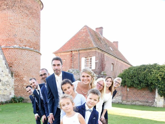 Le mariage de Julien et Jessie à Compiègne, Oise 37