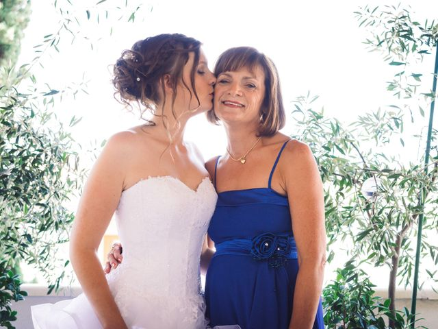 Le mariage de Cédric et Séverine à Sauve, Gard 8