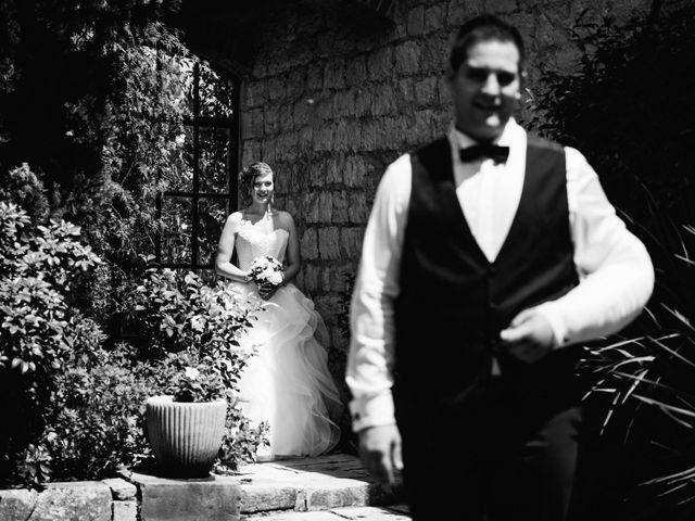 Le mariage de Cédric et Séverine à Sauve, Gard 14