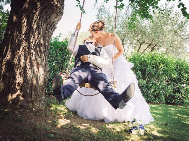 Le mariage de Cédric et Séverine à Sauve, Gard 18