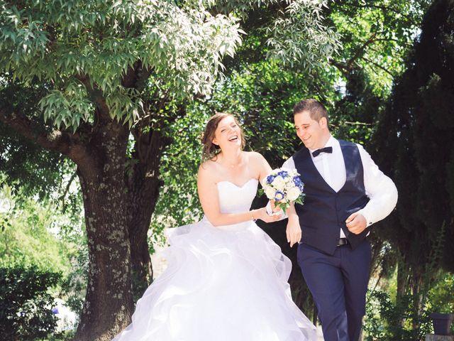 Le mariage de Cédric et Séverine à Sauve, Gard 19