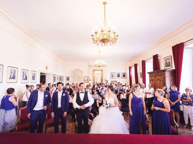 Le mariage de Cédric et Séverine à Sauve, Gard 22
