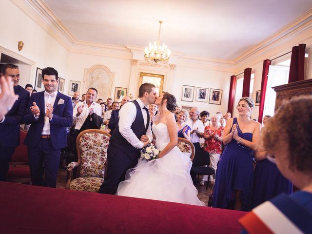 Le mariage de Cédric et Séverine à Sauve, Gard 23
