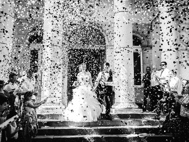 Le mariage de Cédric et Séverine à Sauve, Gard 25