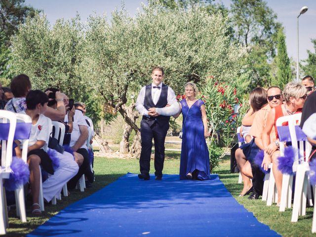 Le mariage de Cédric et Séverine à Sauve, Gard 27