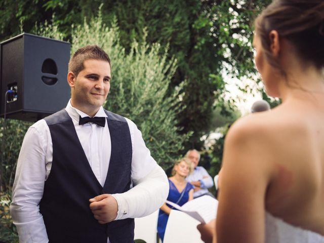 Le mariage de Cédric et Séverine à Sauve, Gard 29