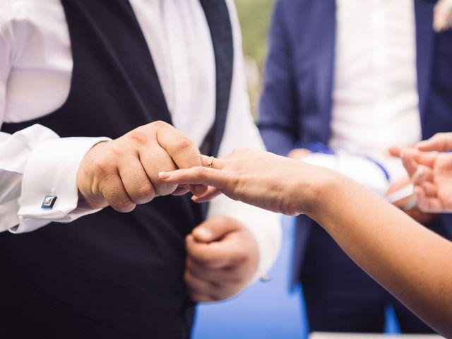Le mariage de Cédric et Séverine à Sauve, Gard 30