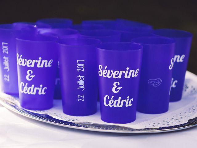 Le mariage de Cédric et Séverine à Sauve, Gard 32