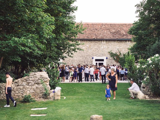 Le mariage de Cédric et Séverine à Sauve, Gard 35