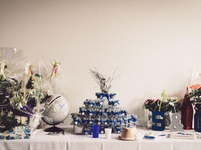 Le mariage de Cédric et Séverine à Sauve, Gard 40